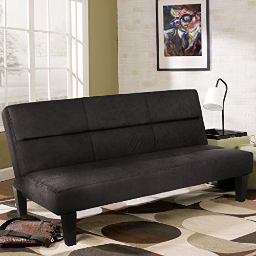 Best Choice Products Microfiber Futon Folding Couch Sofa Bed W 6