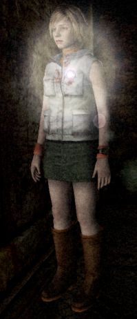 """silenthillwelcomesyou:  """" Along with the radio, the flashlight is a staple item of the Silent Hill series, and serves to provide the player as a useful tool to enhance the level of fear induced in the player by providing a small quantity of light in..."""