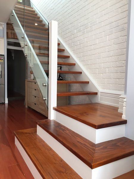1000 Images About Stairs On Pinterest Pop Of Color