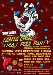 Santa Cruz Pool Party