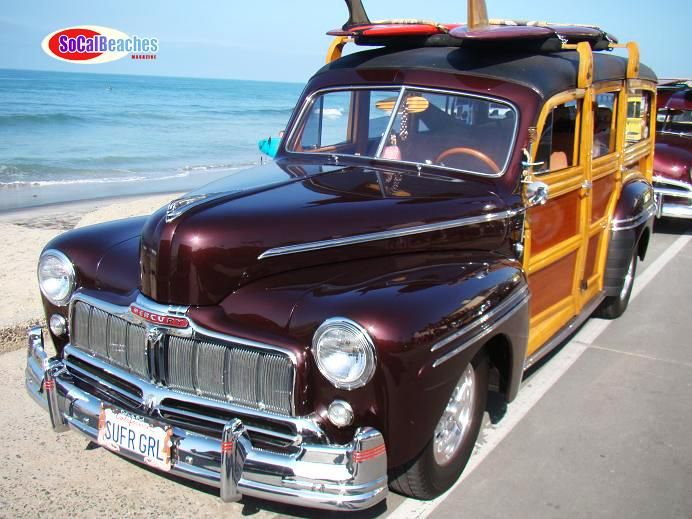 Woodie Classic Cars The Quot California Dreaming Quot Surfing Icon