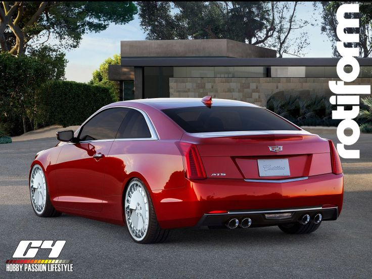 cadillac ats coupe custom cadillac caddy gm ats rotiforms automotive renderings. Black Bedroom Furniture Sets. Home Design Ideas