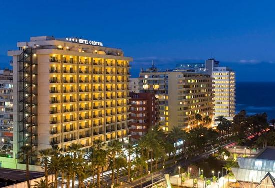 39 best images about hotels we work with on pinterest villas parks and murcia - Hotel orotava puerto de la cruz ...