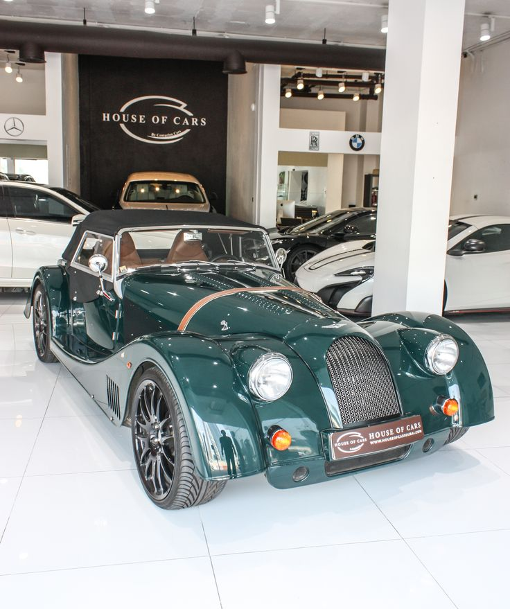 MORGAN PLUS 8 2014 1,000 KMS | V8 475,950AED / 130,000$