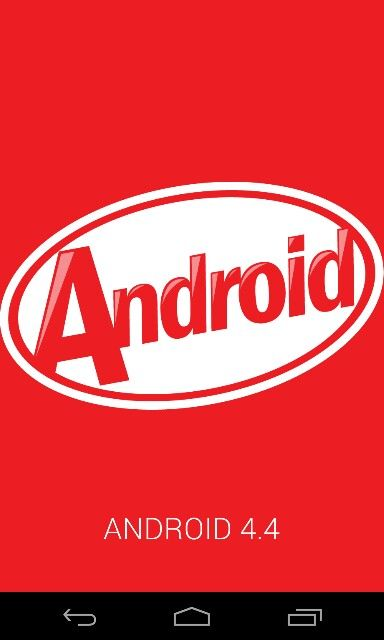 Android Kitkat available in my phone