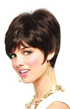 valentine girl wig