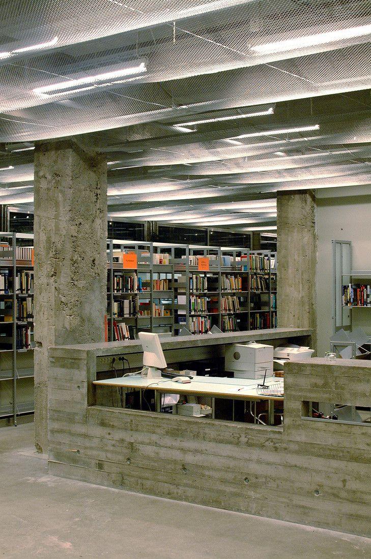 Gallery of Oslo School of Architecture / JVA - 25