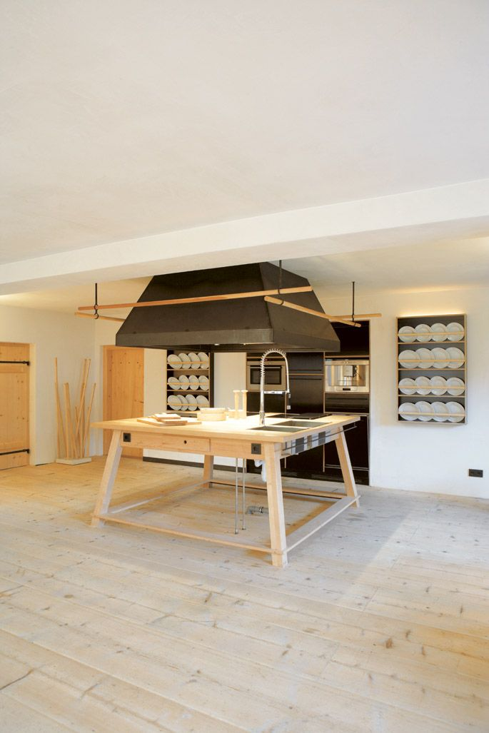 Guesthouse berge | Nils Holger Moormann | Grosse Stube