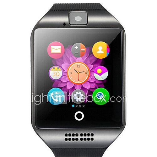 Kimlink® q18 reloj elegante teléfono bluetooth cámara sim tarjeta sd smartwatch para android - ARS $295,97 ! ¡Producto DESTACADO! ¡Tenemos un producto destacado a increíble precio bajo! Venga a ver este y otros artículos parecidos. ¡Consiga descuentos, recompensas y mucho más siempre que compre con nosotros!