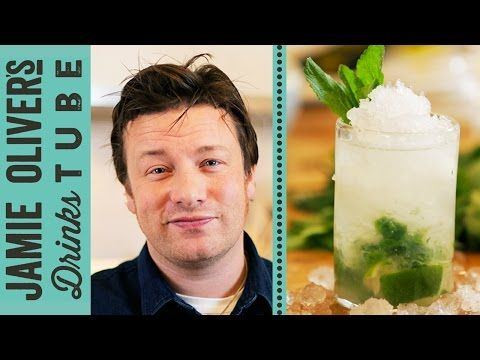 How to make a Mojito Cocktail | Jamie Oliver - YouTube