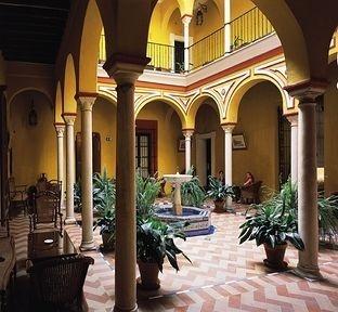 Las Casas de la Juderia, Seville, Spain