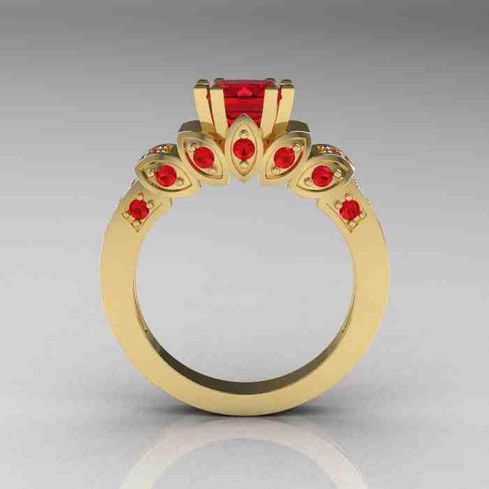 Ringe 123 gold