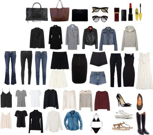 Wardrobe essentials   Style   Pinterest   Best Wardrobes ideas
