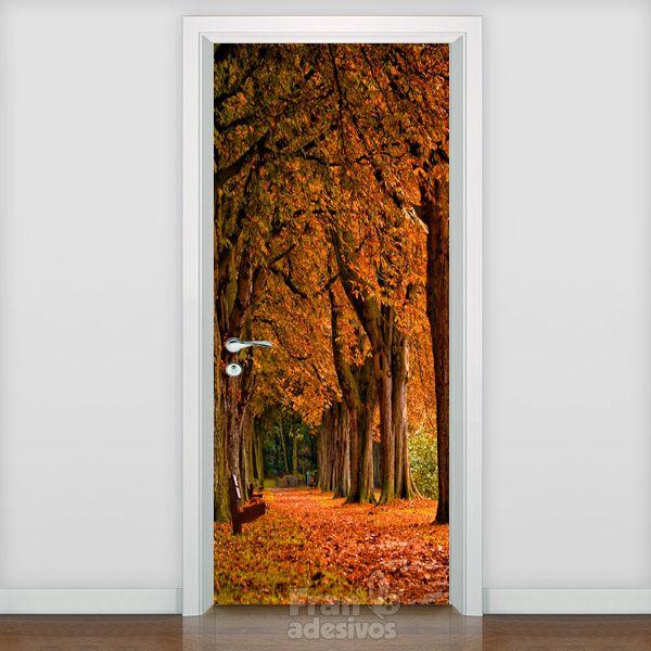 25 melhores ideias sobre portas adesivadas no pinterest for Adesivos p porta de vidro