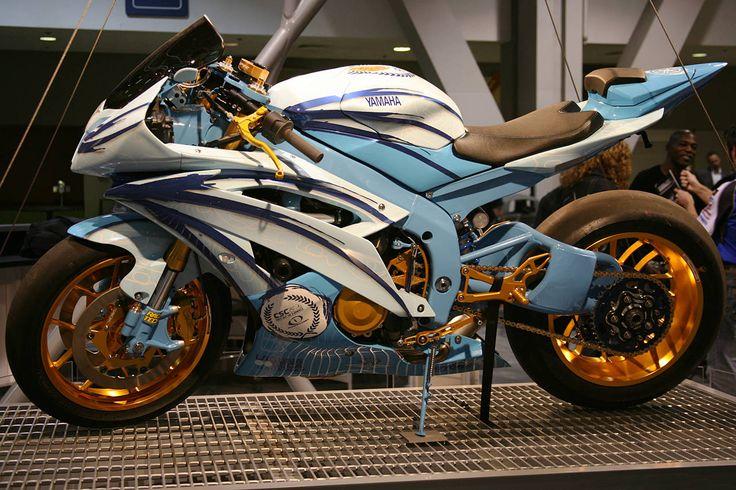 custom+bikes | Builder Nick Anglada of Custom Sportbike Concepts was awarded a 2009 ...
