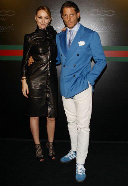 Frida Giannini e Lapo Elkann per 500 by Gucci - Style.