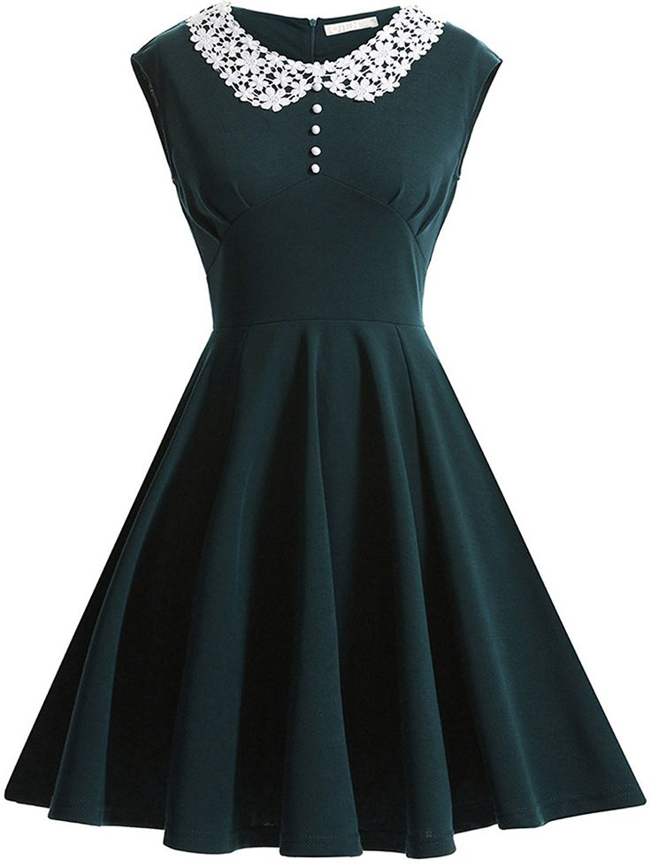 Evening Prom Vintage Audrey Hepburn Style Dress