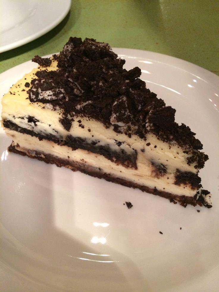 Oreo cheesecake ❤️