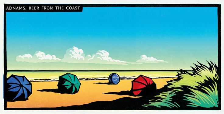 Adnams - Umbrellas