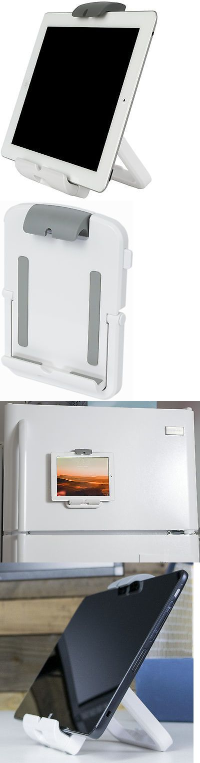 Mounts and Holders: Vivo Vesa Adjustable Fridge And Wall Mount For Tablet BUY IT NOW ONLY: $44.99