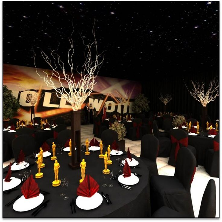 812 Best HOLLYWOODRED CARPETOSCARS Party Decor Images On