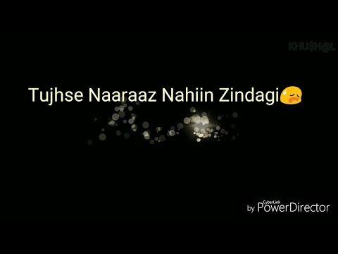 free download tujhse naraz nahi zindagi