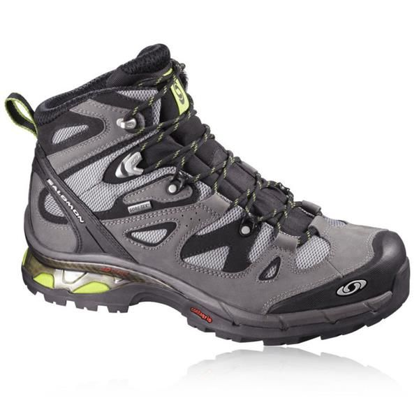 Ботинки salomon 3 d woterproof