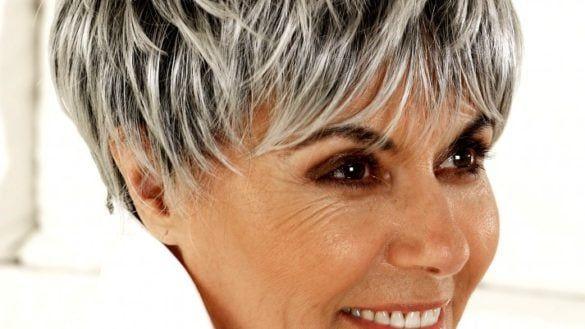 Frisuren 2019 Erstaunlich Kurzhaarschnitt Frau Von 60 Jahren Kurze Frisuren Jahre Graue Haare Jpg From F Bob Frisur Ab 60 Kurzhaarschnitt Frauen Frisuren Kurz