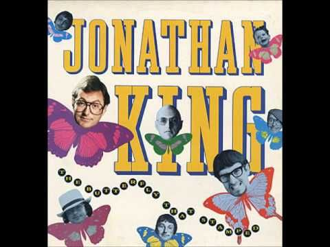 From 1965 here's Jonathan King singing his hit song 'Everyone's Gone To The Moon'