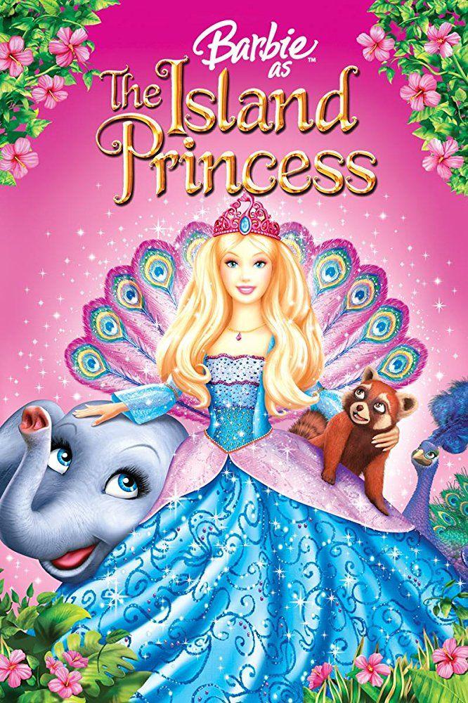 Barbie em A Princesa da Ilha (Video 2007) Barbie movies