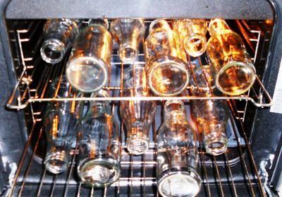 Tip: Saftflaschen sterilisieren