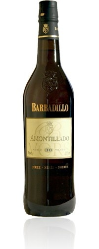 Barbadillo Amontillado Vors 30 Years : Bodegas Barbadillo was founded in 1821 and remains family owned and operated. The estate owns over 500 hectares of vineyard over two locations. $113.00