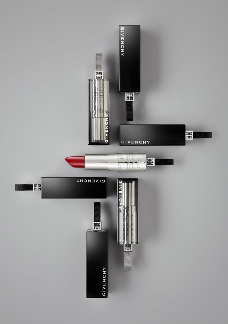 Givenchy Lipstick New Packaging — The Dieline
