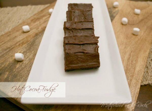 hot cocoa fudge #shop