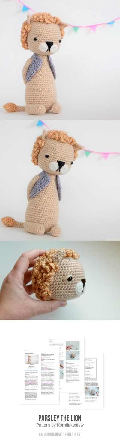 278 best Ganchillo images on Pinterest | Free pattern, Crochet free ...