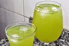 Suco de Limão, Gengibre e Erva Cidreira. Anote a receita.   Conheça Minas