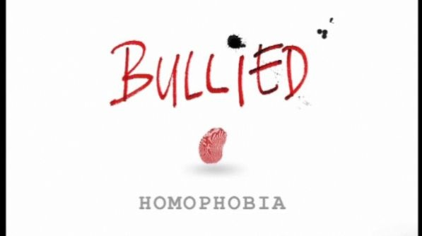 homophobic bullying with words Cyber-bullying-word-art - over the last three years there has been an 87 %  increase in the number of childline's counselling sessions about.