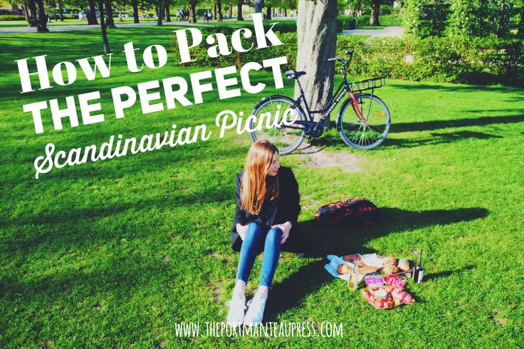 How to pack the perfect Scandinavian picnic.