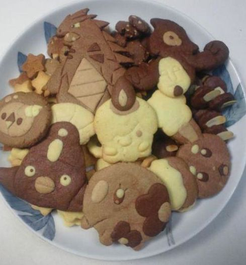 17 best images about pokemon recipes on pinterest for Pokemon cuisine