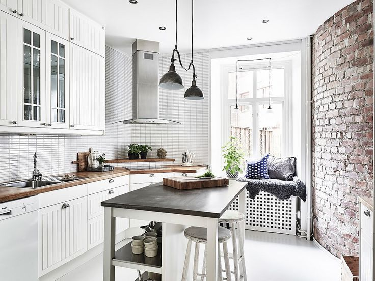 cuisine on Pinterest  White Kitchens, Cuisine Ikea and White Cabinets