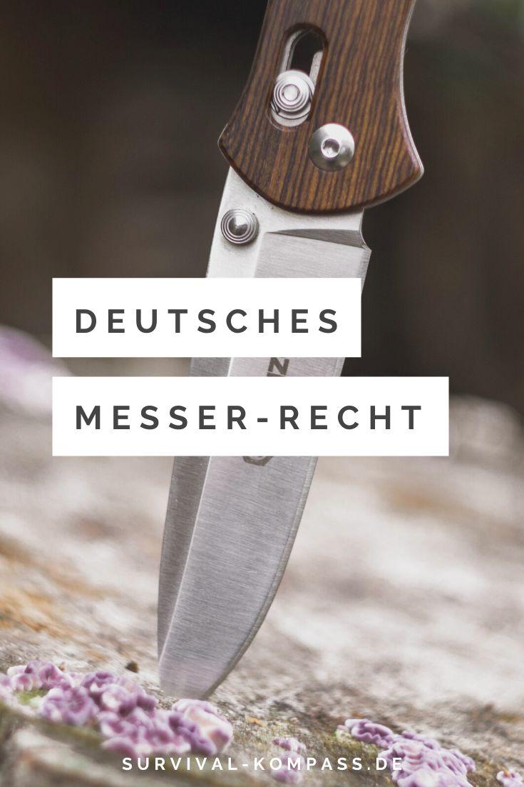 Messerrecht in Deutschland - der ultimative Ratgeber (mit ...