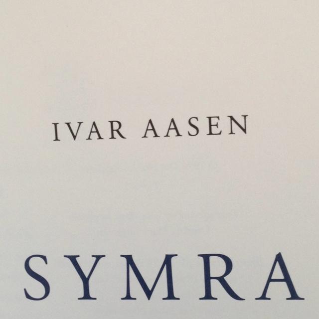Ivar Aasen <3