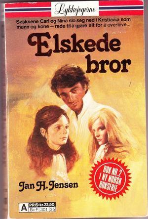 """""""Elskede bror"""" av Jan H. Jensen"""