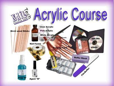 Acrylic Nail Technician Online Certificate Course  Acrylic Nail for $600 Diploma/ Certificate Courses | Nail acrylic nail course