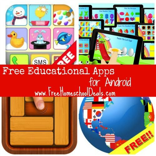 Free Educational Apps for Android : Nation Flag Quiz, Preschool Edukitty, plus more