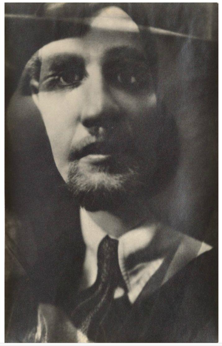 """John Olav Riise  """"Forfatteren Stein Bugge"""" 1931"""