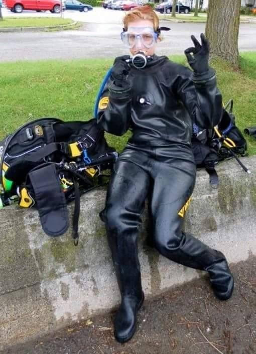 Bullock Scuba Diving Sandra