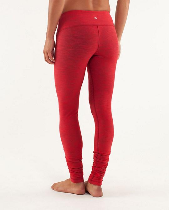 wunder under pant *denim | women's pants | lululemon athletica (a