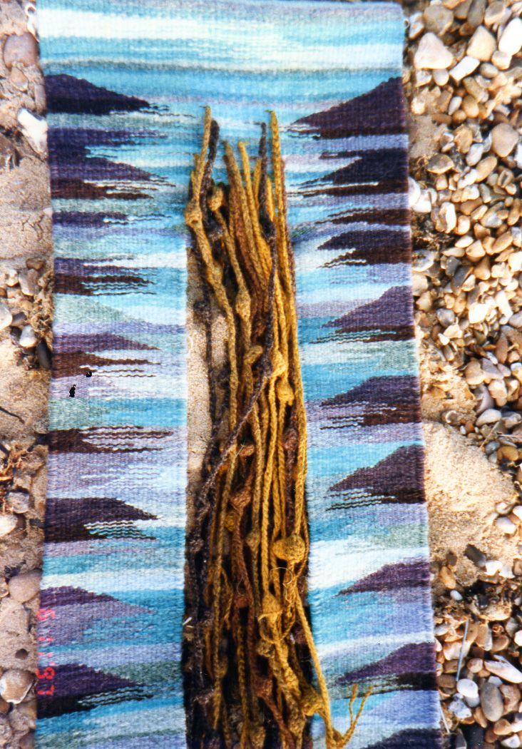 Jan Cook Woven textile construction