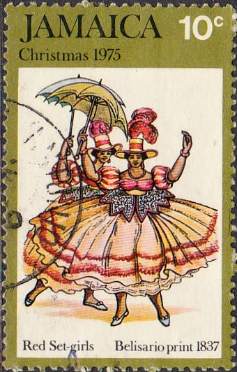Jamaica 1975 Christmas SG 407 Fine Used SG 407 Scott 403 Other British Commonwealth Empire and Colonial Stamps here